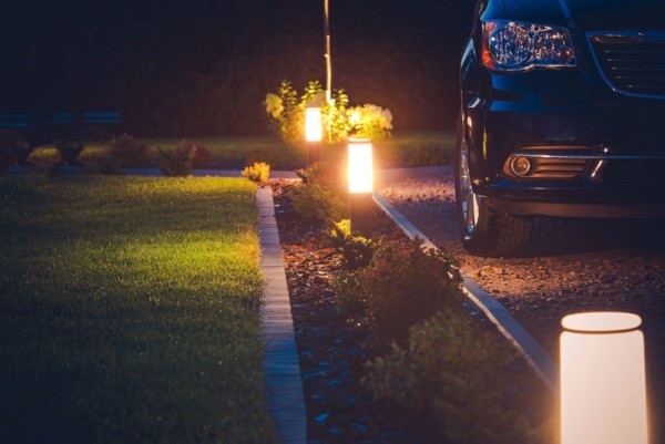 Landscape Lighting Design & Installation Kenosha, WI