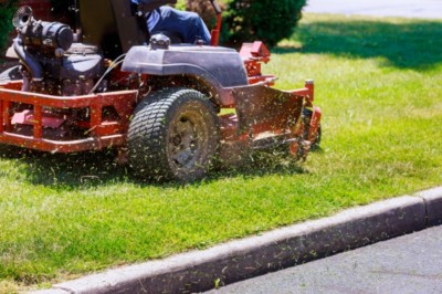Lawn Mowing Service Racine, WI