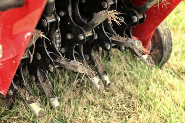 Lawn Aeration Services SE Wisconsin