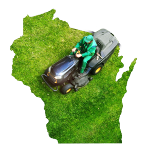 Lawn Mower Across Wisconsin - Lawn Pros Services Areas
